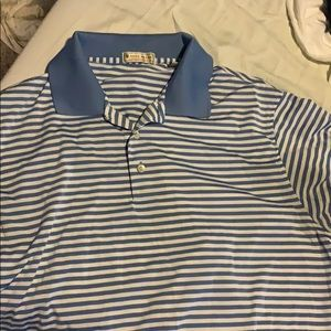 Vintage Peter Millar Summer Collection golf polo